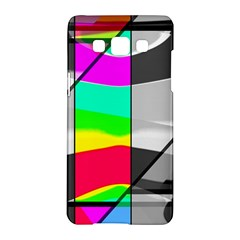 Colors Fadeout Paintwork Abstract Samsung Galaxy A5 Hardshell Case