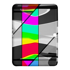 Colors Fadeout Paintwork Abstract Samsung Galaxy Tab 4 (10.1 ) Hardshell Case