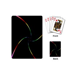Digital Computer Graphic Playing Cards (Mini)