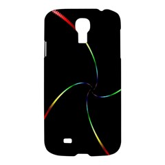 Digital Computer Graphic Samsung Galaxy S4 I9500/I9505 Hardshell Case