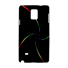 Digital Computer Graphic Samsung Galaxy Note 4 Hardshell Case