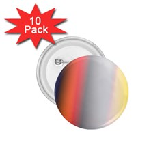 Digitally Created Abstract Colour Blur Background 1.75  Buttons (10 pack)