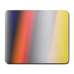 Digitally Created Abstract Colour Blur Background Large Mousepads
