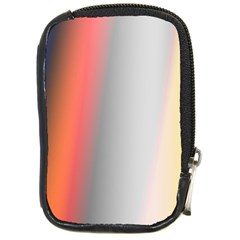 Digitally Created Abstract Colour Blur Background Compact Camera Cases