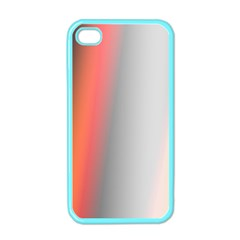 Digitally Created Abstract Colour Blur Background Apple iPhone 4 Case (Color)
