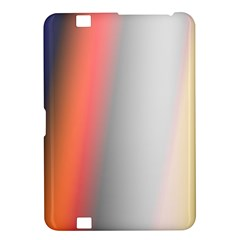 Digitally Created Abstract Colour Blur Background Kindle Fire HD 8.9