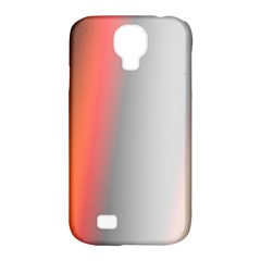 Digitally Created Abstract Colour Blur Background Samsung Galaxy S4 Classic Hardshell Case (pc+silicone)