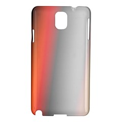 Digitally Created Abstract Colour Blur Background Samsung Galaxy Note 3 N9005 Hardshell Case