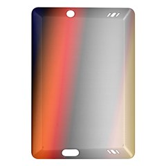 Digitally Created Abstract Colour Blur Background Amazon Kindle Fire HD (2013) Hardshell Case