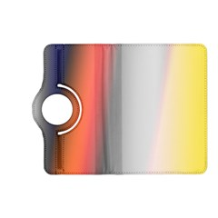 Digitally Created Abstract Colour Blur Background Kindle Fire Hd (2013) Flip 360 Case
