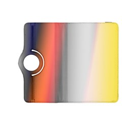 Digitally Created Abstract Colour Blur Background Kindle Fire HDX 8.9  Flip 360 Case