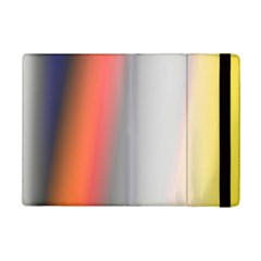 Digitally Created Abstract Colour Blur Background Ipad Mini 2 Flip Cases