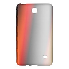Digitally Created Abstract Colour Blur Background Samsung Galaxy Tab 4 (7 ) Hardshell Case
