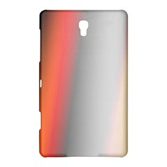 Digitally Created Abstract Colour Blur Background Samsung Galaxy Tab S (8 4 ) Hardshell Case