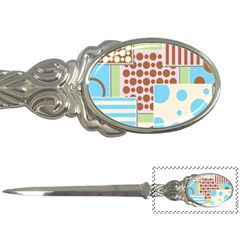 Part Background Image Letter Openers