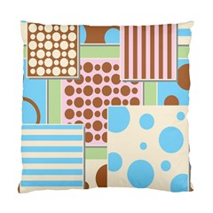 Part Background Image Standard Cushion Case (Two Sides)
