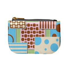 Part Background Image Mini Coin Purses