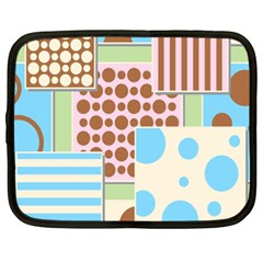 Part Background Image Netbook Case (xxl)