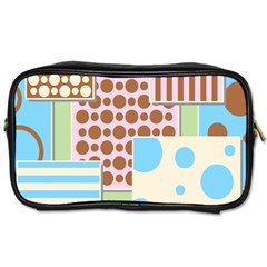 Part Background Image Toiletries Bags 2 Side