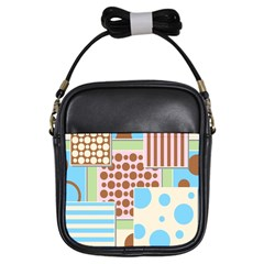 Part Background Image Girls Sling Bags