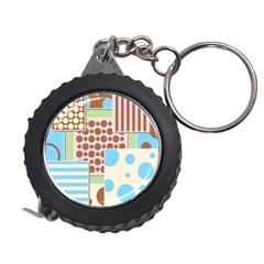 Part Background Image Measuring Tapes
