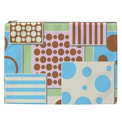 Part Background Image Cosmetic Bag (xxl)