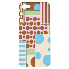 Part Background Image Apple Iphone 5 Hardshell Case