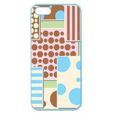 Part Background Image Apple Seamless iPhone 5 Case (Color)