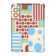 Part Background Image Apple iPad Mini Hardshell Case (Compatible with Smart Cover)
