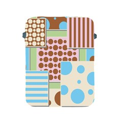 Part Background Image Apple Ipad 2/3/4 Protective Soft Cases