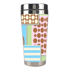 Part Background Image Stainless Steel Travel Tumblers