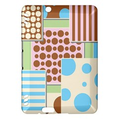 Part Background Image Kindle Fire Hdx Hardshell Case