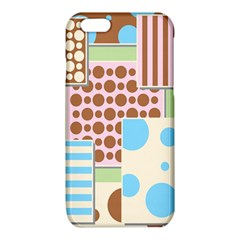 Part Background Image iPhone 6/6S TPU Case