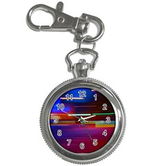 Abstract Background Pictures Key Chain Watches