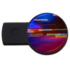 Abstract Background Pictures USB Flash Drive Round (4 GB)