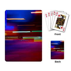 Abstract Background Pictures Playing Card