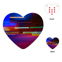 Abstract Background Pictures Playing Cards (heart)