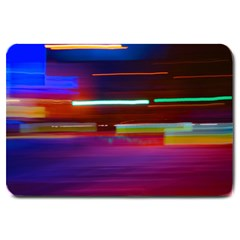 Abstract Background Pictures Large Doormat