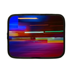 Abstract Background Pictures Netbook Case (small)