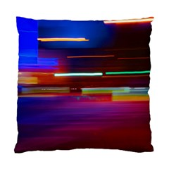 Abstract Background Pictures Standard Cushion Case (one Side)