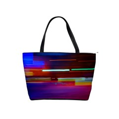 Abstract Background Pictures Shoulder Handbags