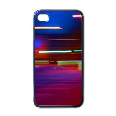 Abstract Background Pictures Apple iPhone 4 Case (Black)