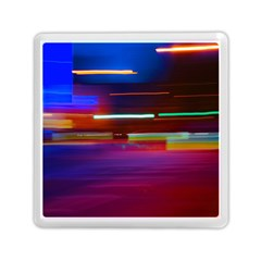 Abstract Background Pictures Memory Card Reader (Square)