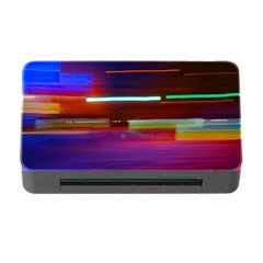 Abstract Background Pictures Memory Card Reader with CF