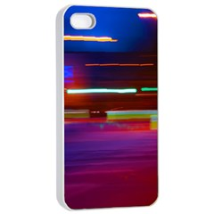 Abstract Background Pictures Apple Iphone 4/4s Seamless Case (white)