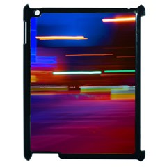 Abstract Background Pictures Apple iPad 2 Case (Black)