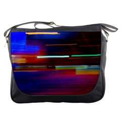 Abstract Background Pictures Messenger Bags