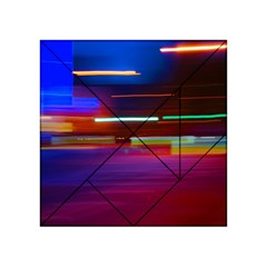 Abstract Background Pictures Acrylic Tangram Puzzle (4  X 4 )