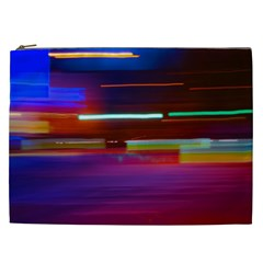 Abstract Background Pictures Cosmetic Bag (xxl)
