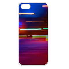 Abstract Background Pictures Apple iPhone 5 Seamless Case (White)